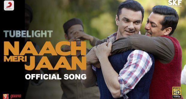 """Naach Meri Jaan"" Song From 'Tubelight' Featuring Salman"