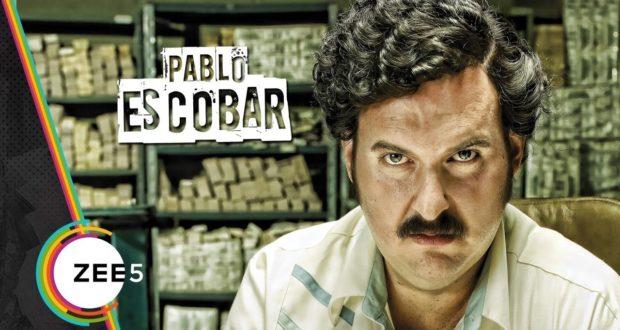 Zee 5 Web Series 'Pablo Escobar' Now In Hindi – Wiki/Plot